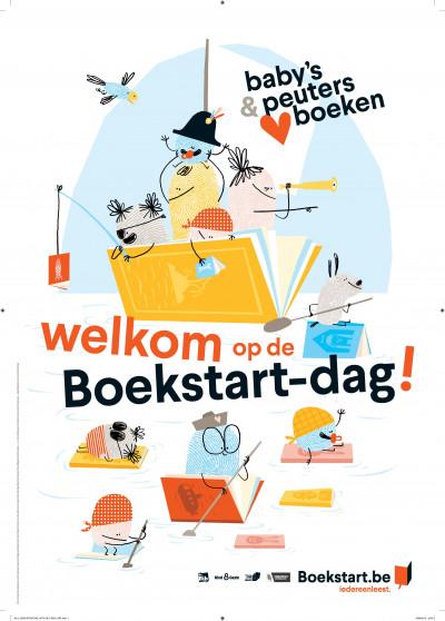 Boekstart-dag