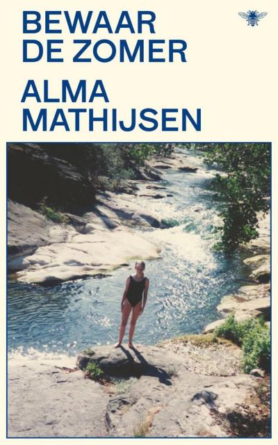 Eénmalige leesclub 'Bewaar de zomer' van Alma Mathijsen